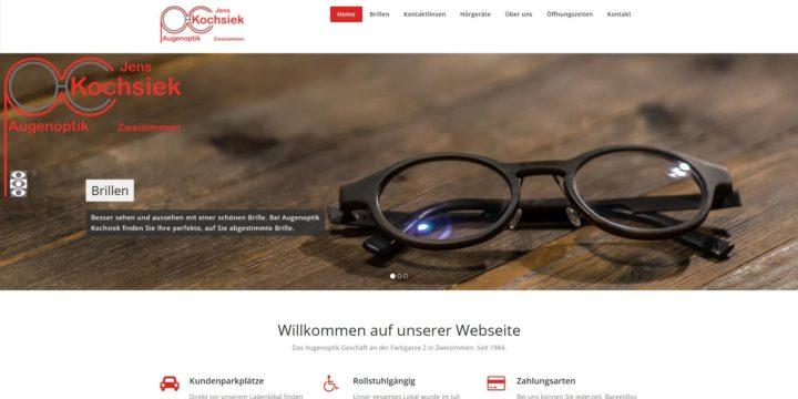 Kochsiek.ch wurde veröffentlicht!