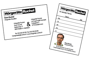 Referenz_Visitenkarte_Hörgeräte_Ruchel_Ruchel_Designs