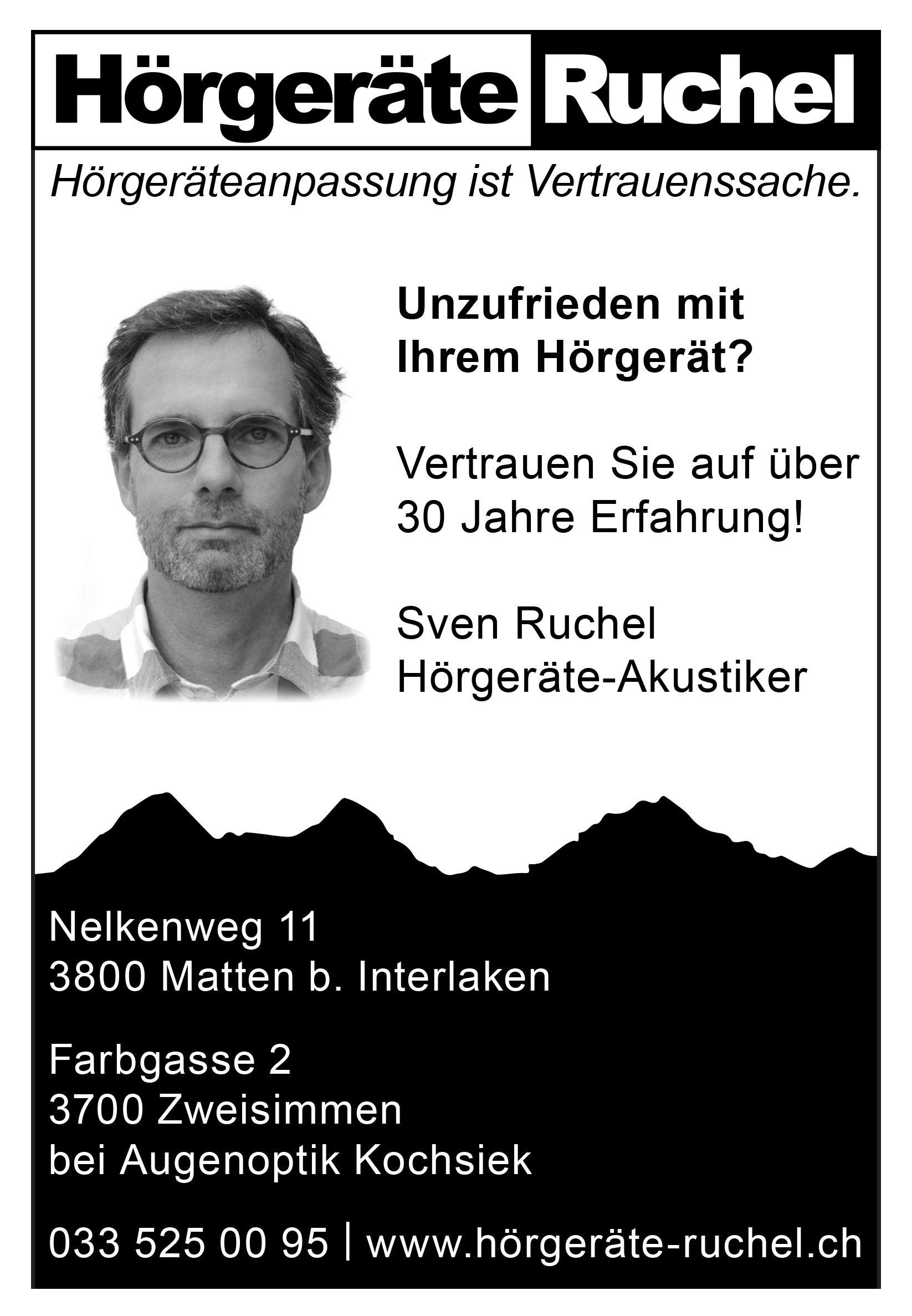 Referenz_Zeitungsinserat_Ruchel_Designs